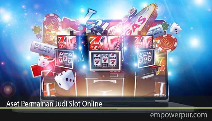 Aset Permainan Judi Slot Online
